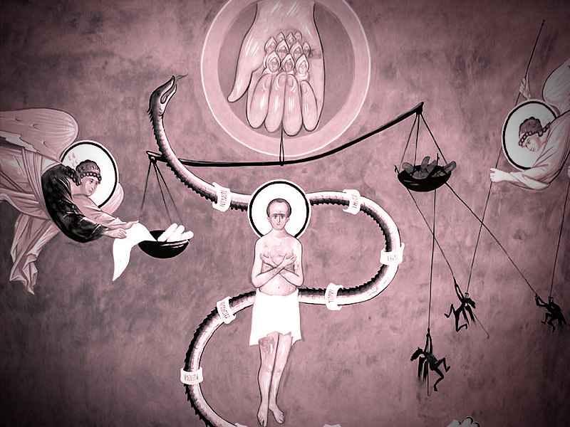 Чем мытарства отличаются от Страшного Суда?