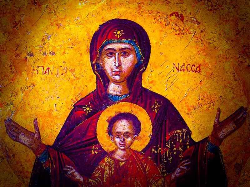 Как появился акафист Богородице