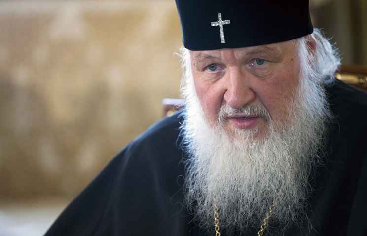 """Патриарх высказался по поводу """"Евровидения"""""""