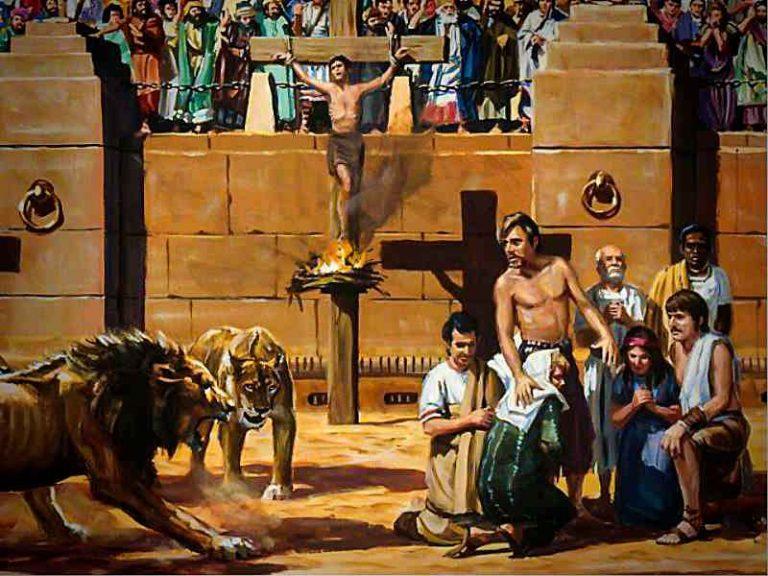 christian persecution rome essay
