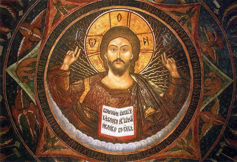 Что означают буквы в нимбе Иисуса Христа?