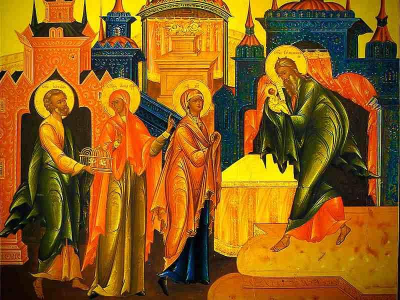 В чем духовный смысл Сретения?