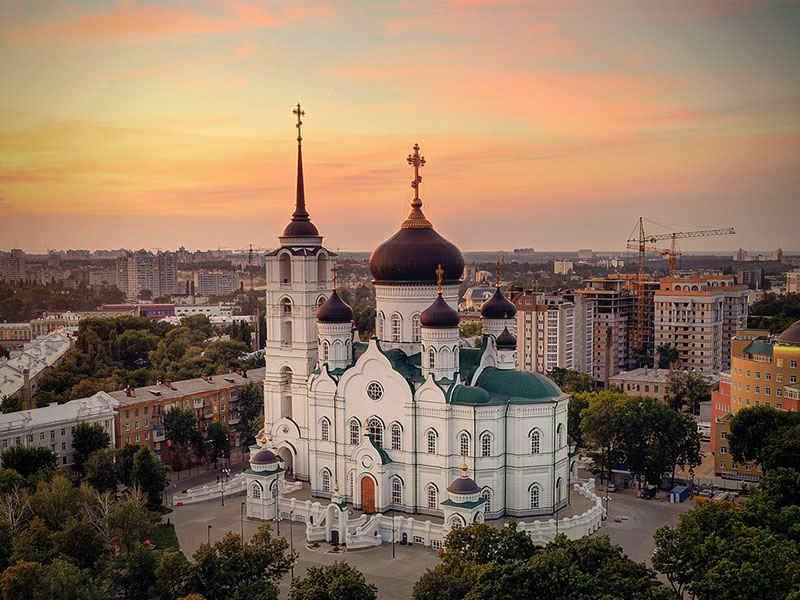 Чем собор отличается от храма? Благовещенский собор