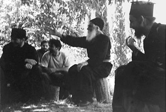 Старец Паисий и Исаак Сирин