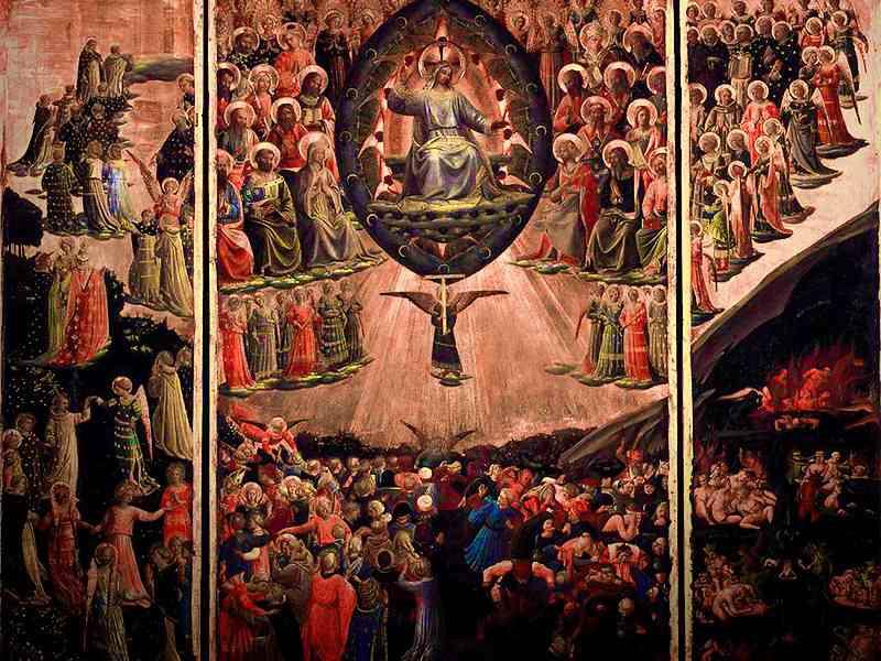 Почему судить будет не Отец, а Иисус Христос?
