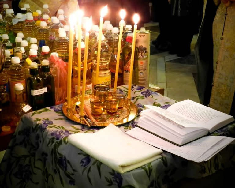 Что нужно знать о Таинстве Соборования ?