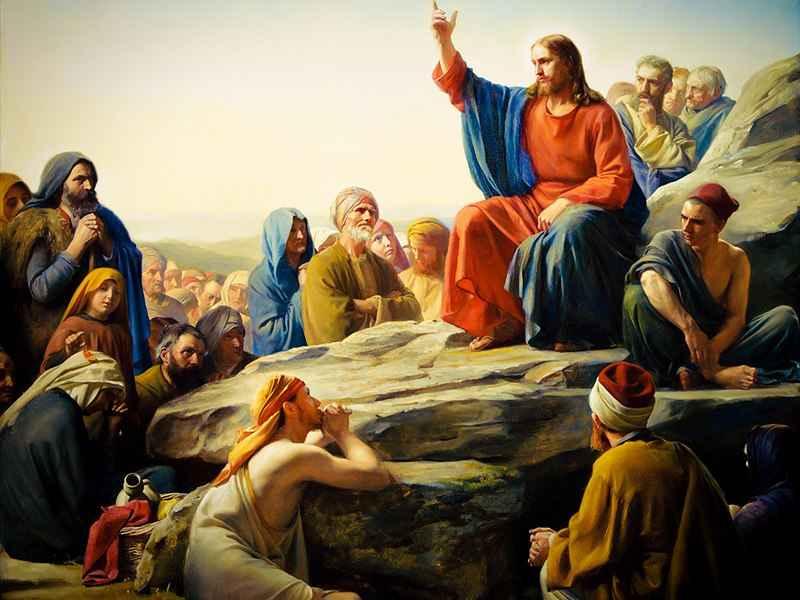 Нагорная проповедь. Духовные приемы - как научиться любить врагов?
