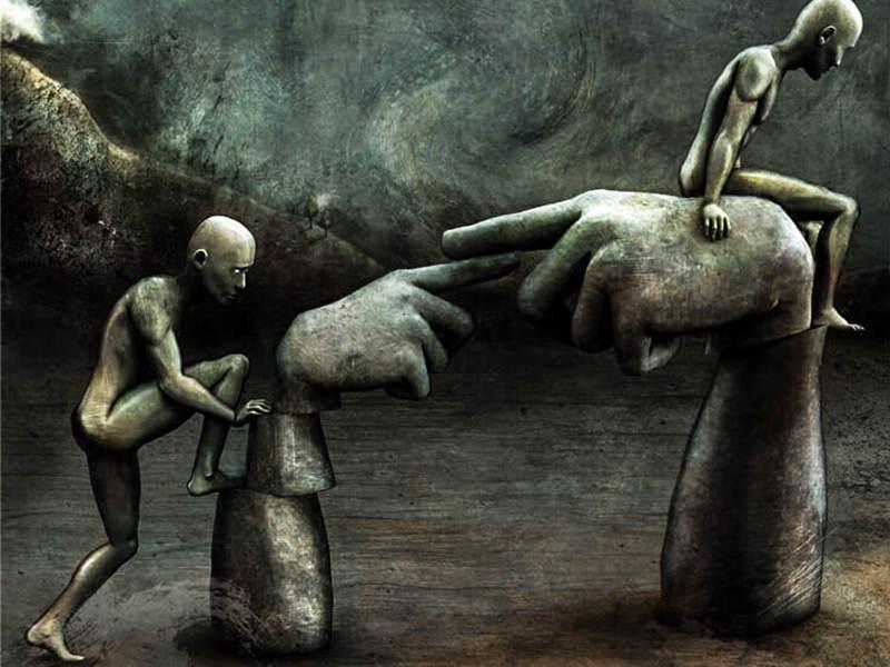 Что происходит с душой когда осуждаешь?