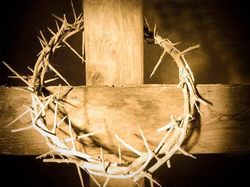 Да воскреснет Бог, крест