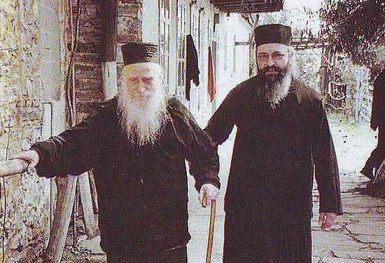 иеромонах Дионисий Игнат
