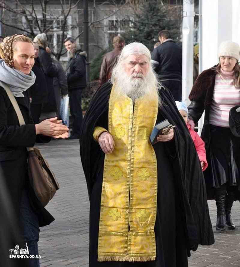 Почил духовник Свято-Успенского монастыря