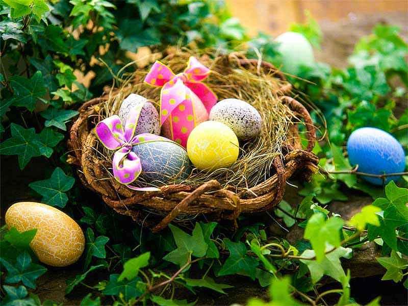 Пасхальные яйца, или обличение вреда оккультизма