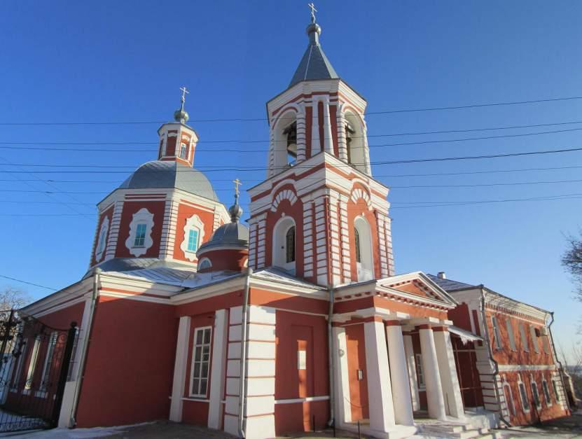 Воронежский Ильинский храм - Три столетия в вере