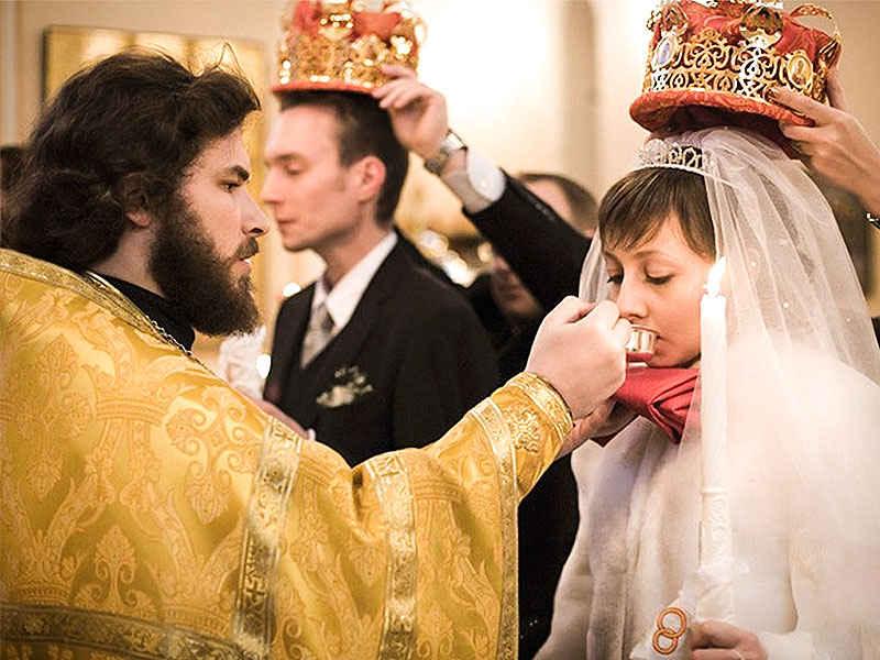 венцы, венчание