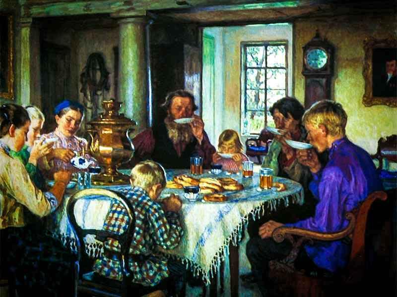 Гостеприимство - святой долг христианина