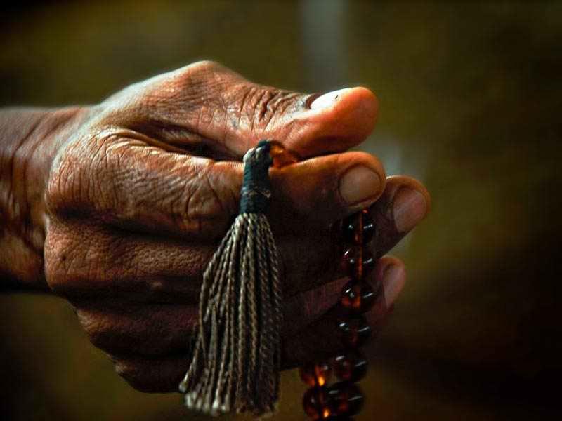 Чем христианские четки отличаются от мусульманских