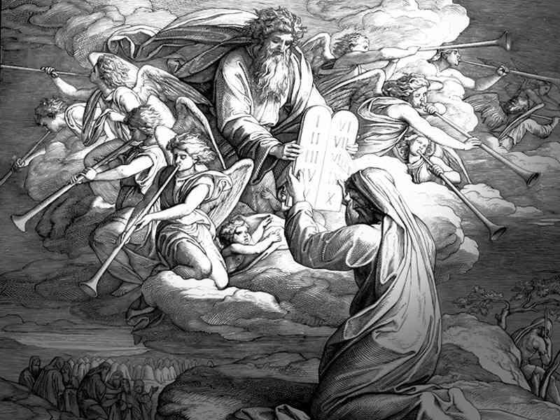 Толкование заповеди - Не произноси имение Божьего всуе