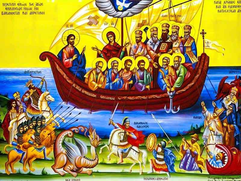 Церковь: Православное учение о Церкви