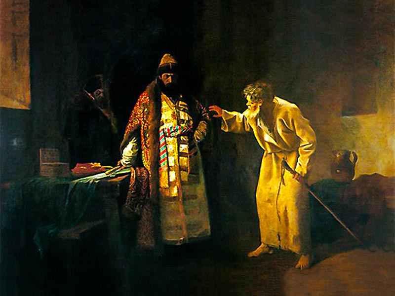 Юродивый Христа ради - что это значит?