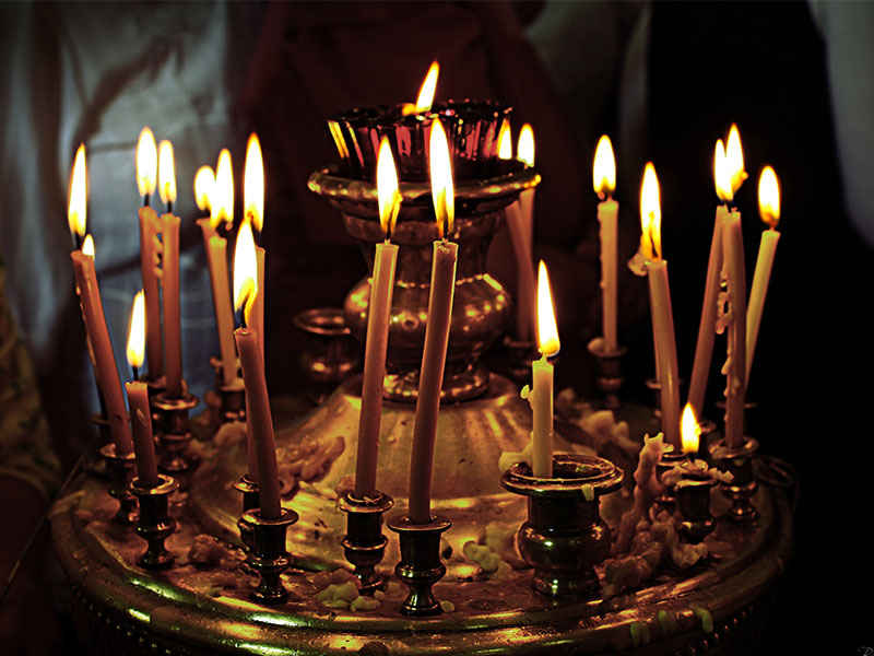 Церковные свечи. Что нужно знать о свече