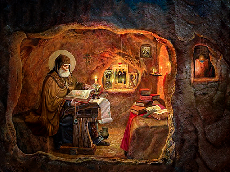 Илья Муромский - былинный герой и православный святой