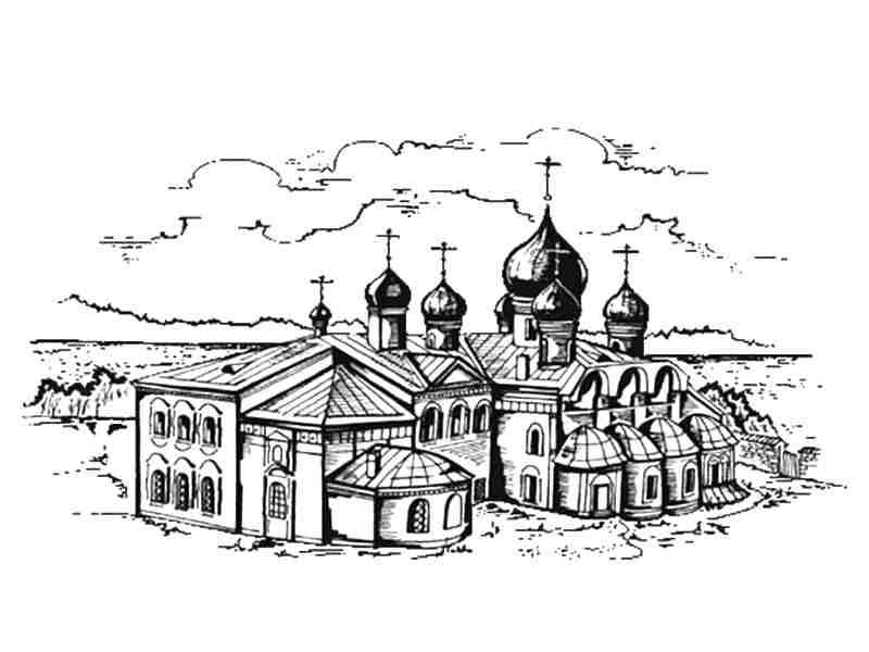 Правила поведения в монастыре - 15 монастырских правил