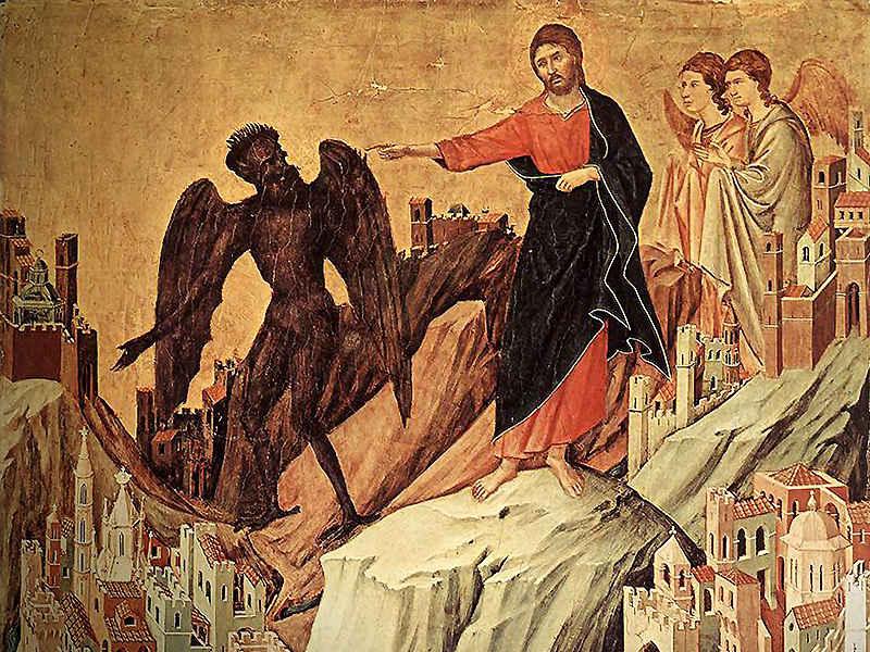 Искушение Христа - знал ли дьявол, что Христос Бог?