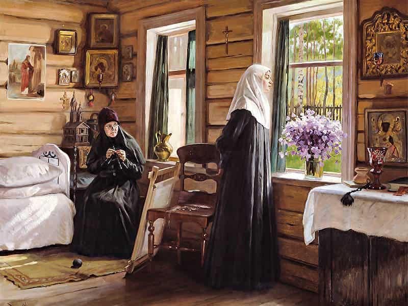 Одинаково ли послушание для монахов и мирян?
