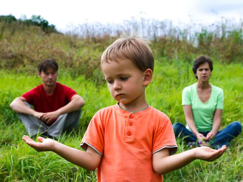 Как быть ребенку если у родителей разные веры?