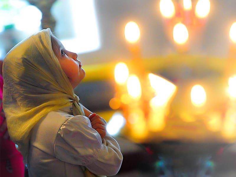 Молитвы в день ангела и день рождения