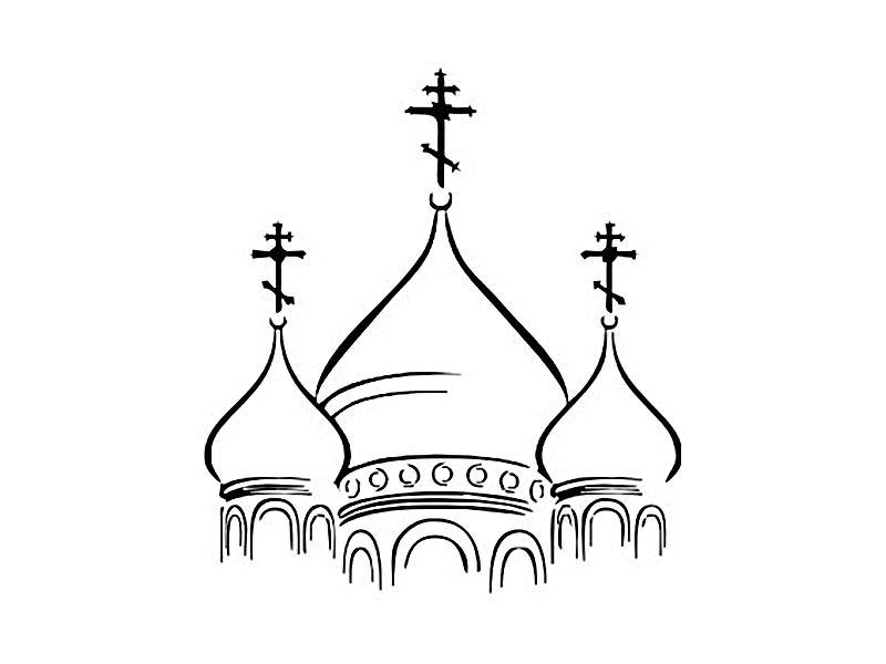 Купол - что означает количество куполов и их цвета?