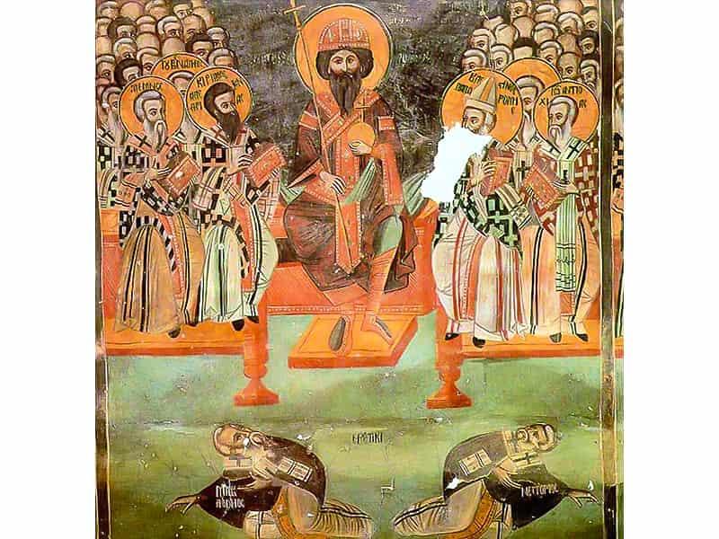 Монофизитская ересь. Армянская церковь