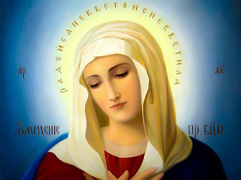 Светоносная сене небесная, духовную благодать во мне направи