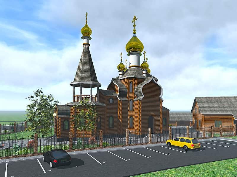 помощь в строительстве храма