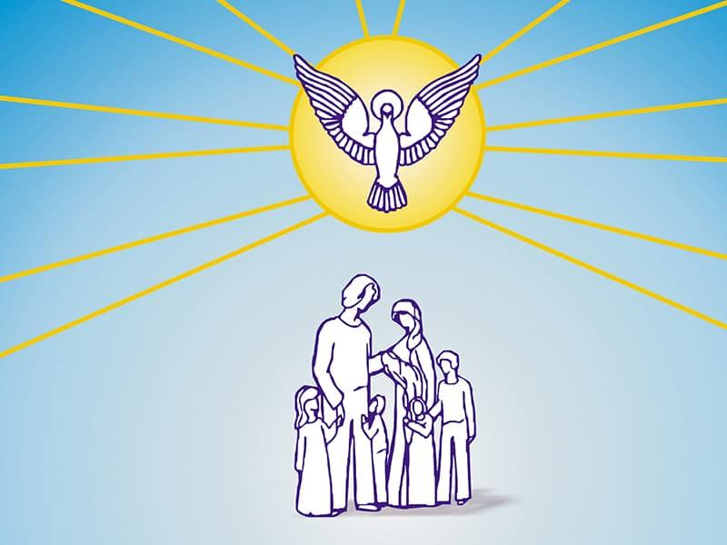 Православные правила поведения в семье