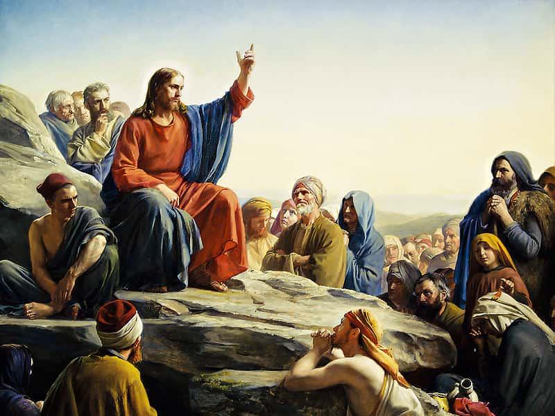 Блаженны нищие духом или по каким заповедям мы живем