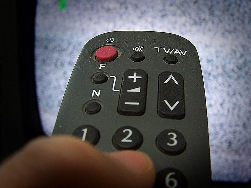 Телевизор - девять плодов телевидения