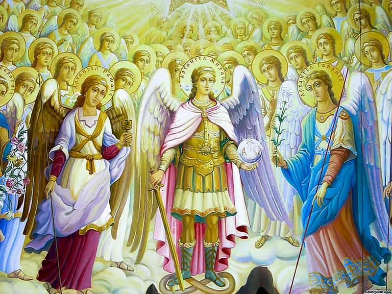 Ангельский мир - как он устроен