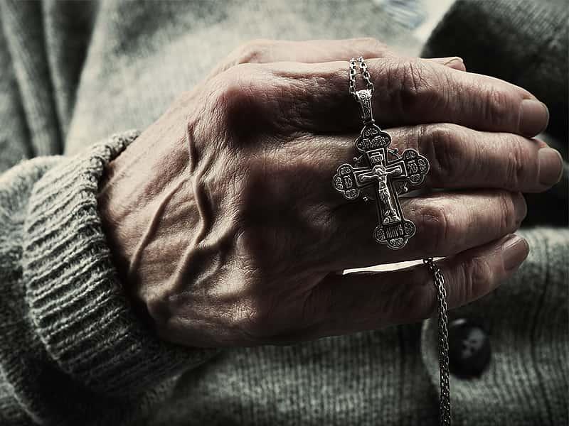 Плакать по умершему – мера православного плача