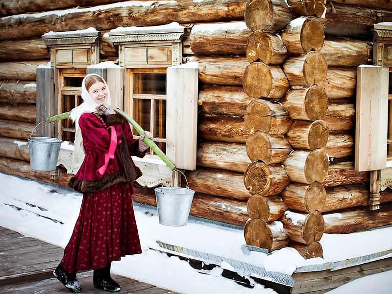 Как на Руси отличали девицу от замужней?