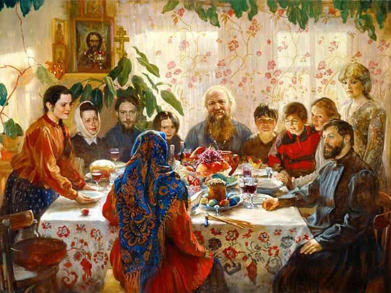 Православная семья - вопросы и ответы