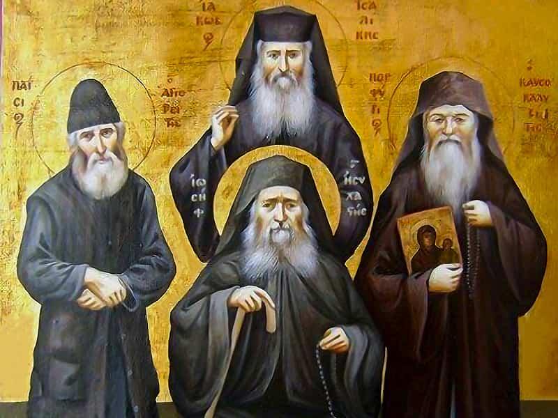 7 секретов счастья от афонских старцев