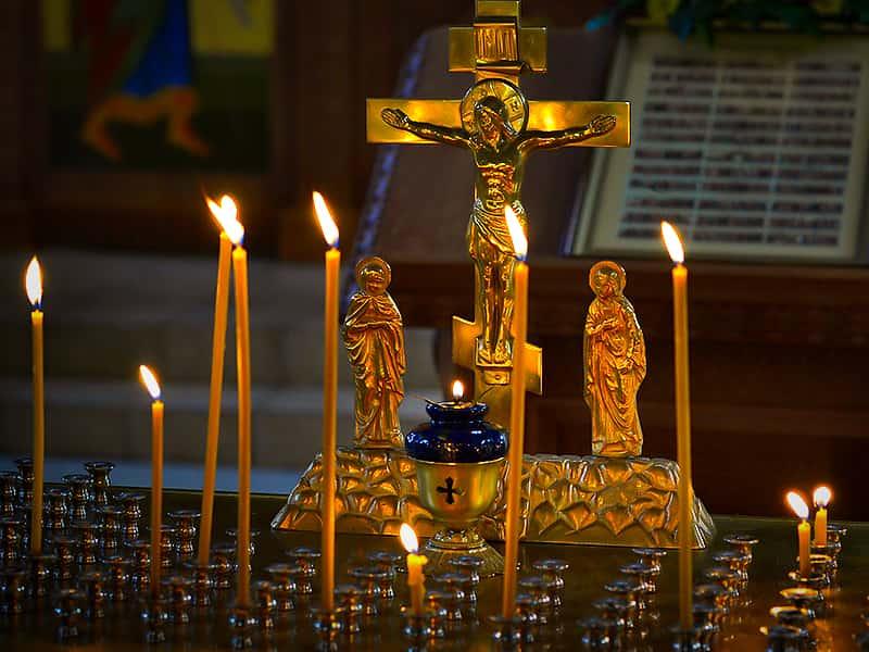 Почему над усопшими младенцами не читается разрешительная молитва