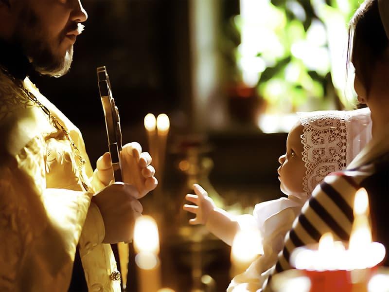 Крещение. 70 вопросов о Крещении
